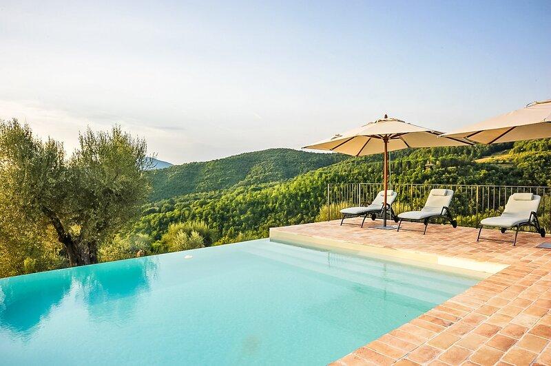 Luxury villa Cannelle, casa vacanza a Spedalicchio