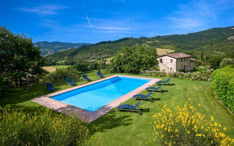 Luxury villa Arcelle, casa vacanza a Spedalicchio