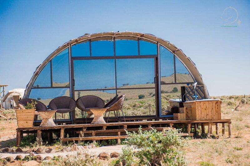 Amanya Camp 2-Bed Wigwam in Amboseli National Park, vacation rental in Kimana