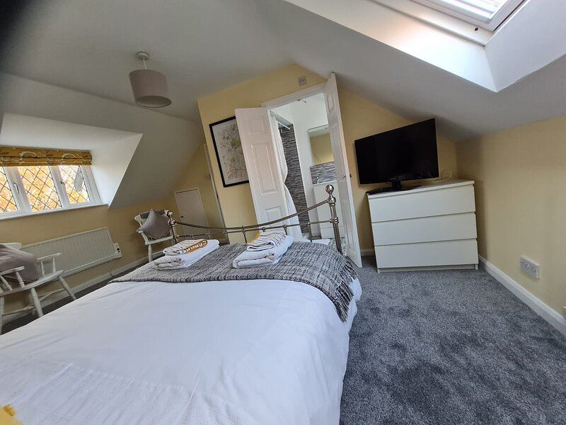 Self contained Annexe in pretty Suffolk village, holiday rental in Isleham