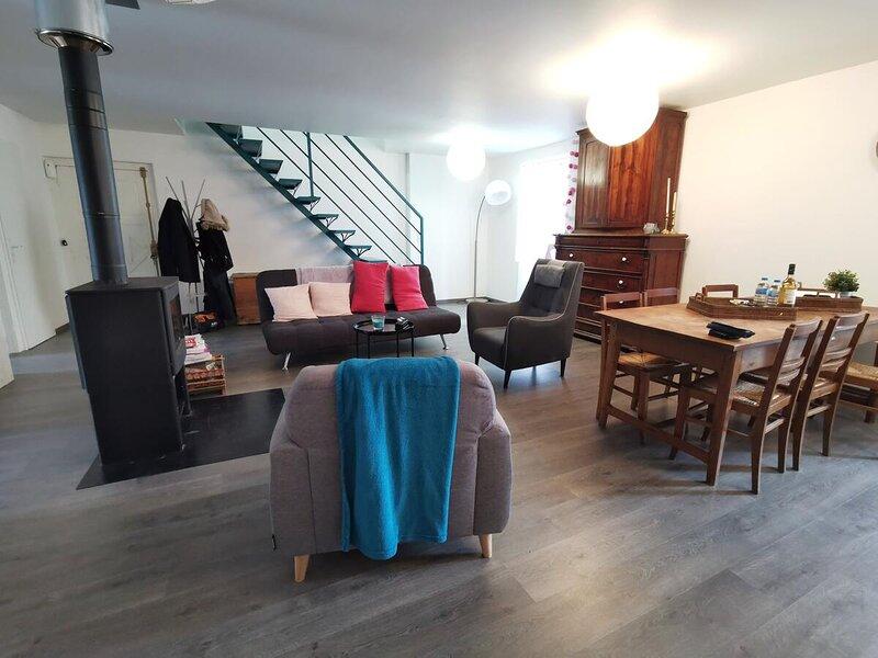 Le Monrepos, holiday rental in Buzy