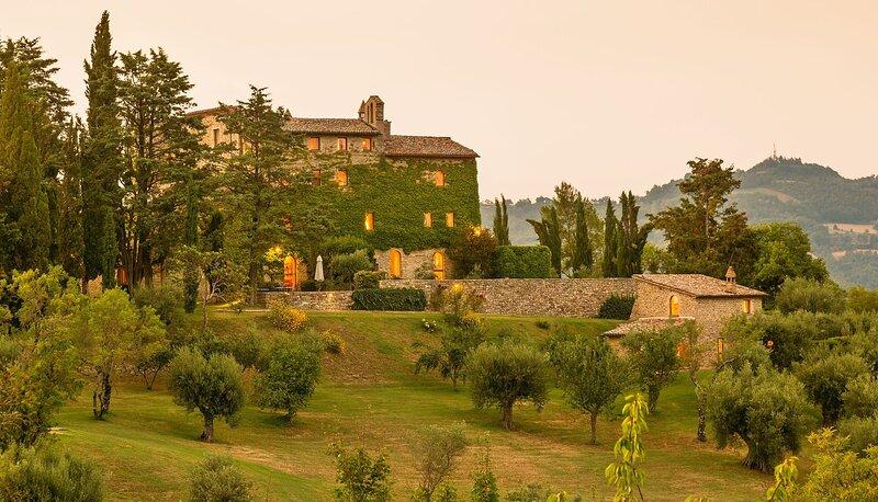 Luxury villa La Sommità, casa vacanza a Spedalicchio