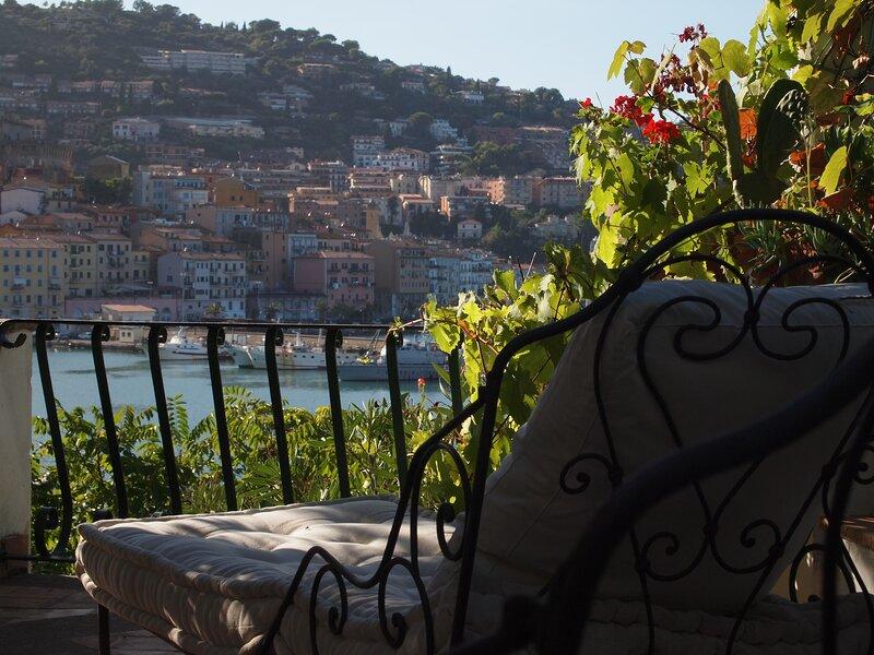Villa sul Mare ,Porto Santo stefano, aluguéis de temporada em Porto Santo Stefano
