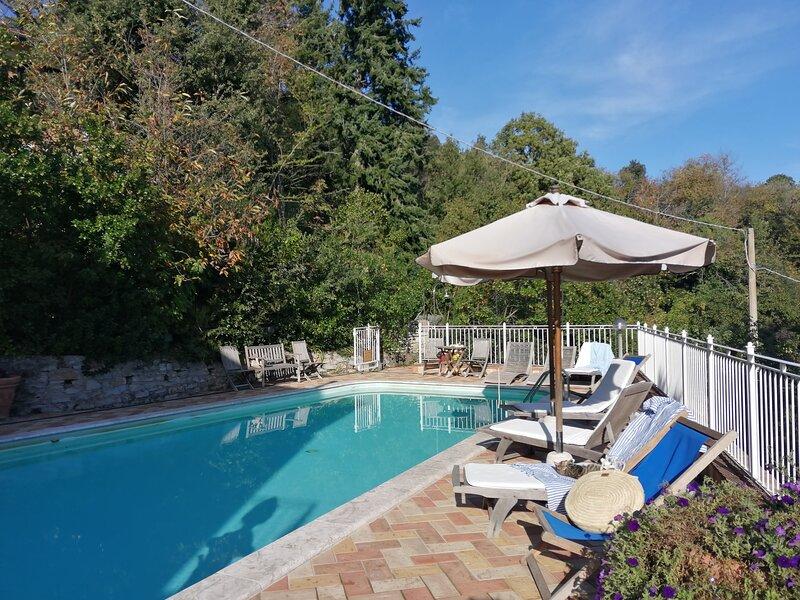 ITA1301 ARCOBALENO by Holiday World, holiday rental in Sassetta