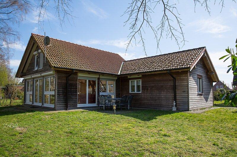 Gemütliches Ferienhaus am Alfsee, Ferienwohnung in Osnabrück