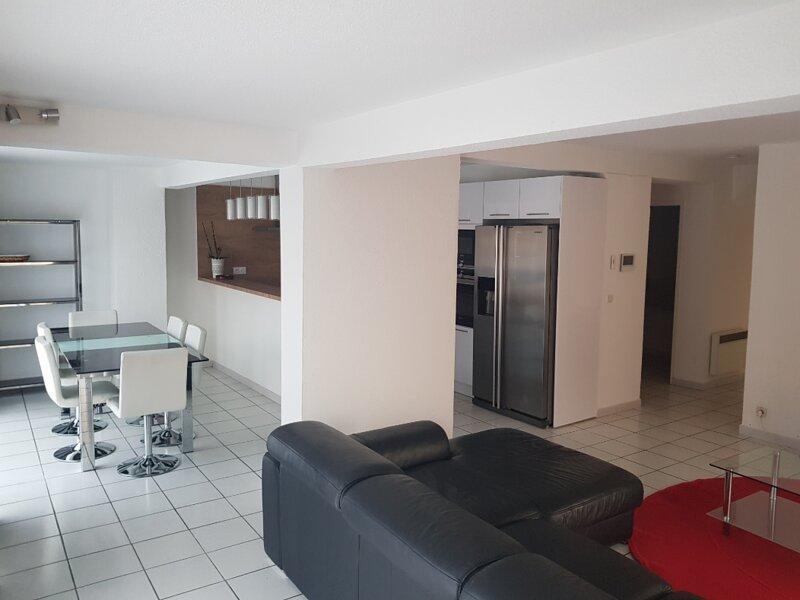 Appartement 'ARCAIM' climatisé 90m², 4 chambres, plage à 200 mètres, casa vacanza a Plage d'Argeles