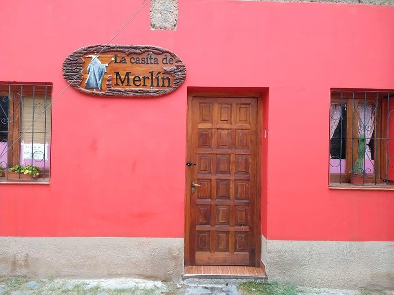 'La Casita De Merlín' La Magia de Iruya, holiday rental in Province of Salta