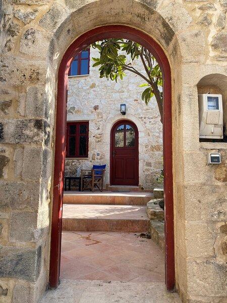 La Perla de Maroulas - Cocoon cottage, holiday rental in Prasies