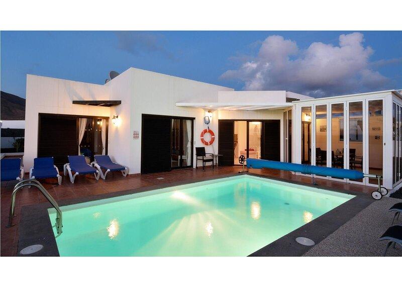 Villa Giovanna, holiday rental in Playa Blanca
