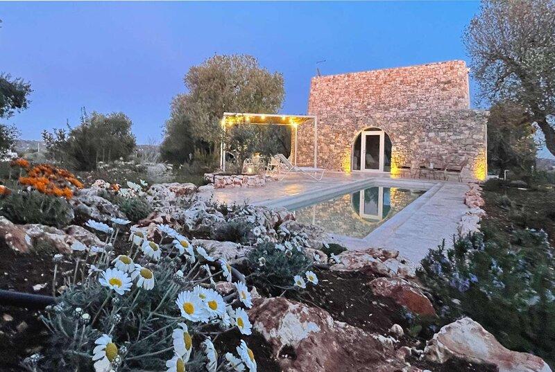 1 bedroom villa w/pvt pool, 9km to Ostuni, alquiler vacacional en Casalini di Cisternino