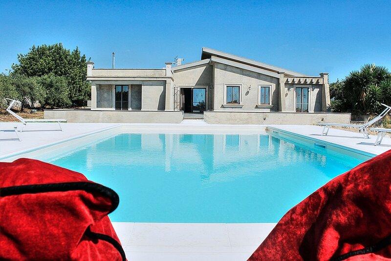 Villa Manon, alquiler vacacional en Rosolini