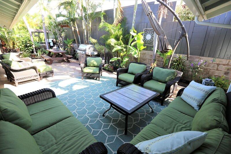 South Maui 4 bdrm close to beaches, restaurants, alquiler de vacaciones en Kihei