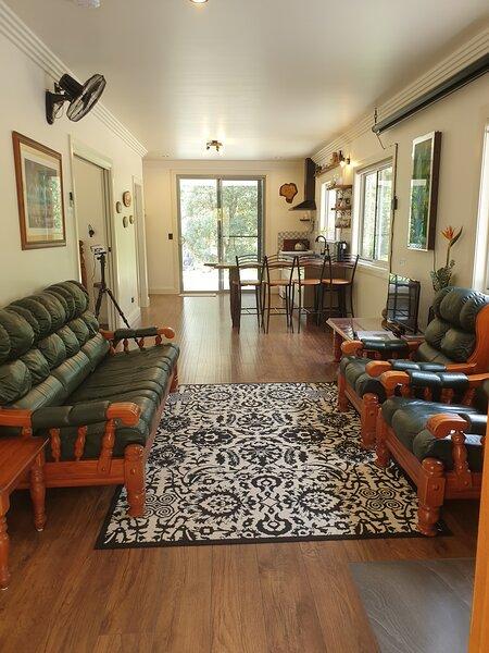 Dorrigo Bush pepper retreat, alquiler de vacaciones en Dorrigo