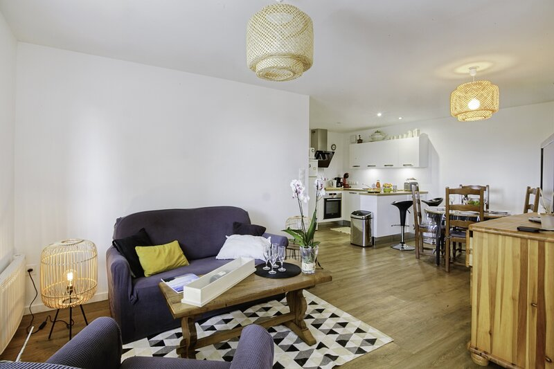 Le Marchand de Sable - appartement avec terrasse - Erquy, aluguéis de temporada em Erquy