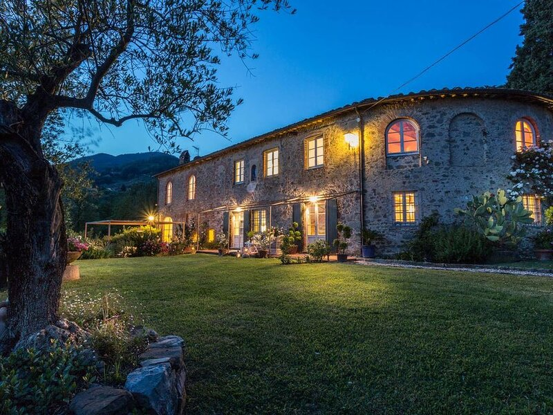 Dimora Lucchese, holiday rental in Luciani