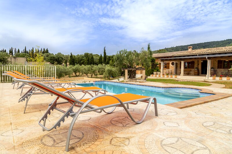 Ses comes con piscina privada, location de vacances à Selva