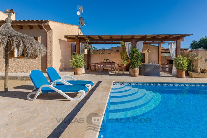 Fontanet Binifarda country house for 6 persons, holiday rental in Cas Concos