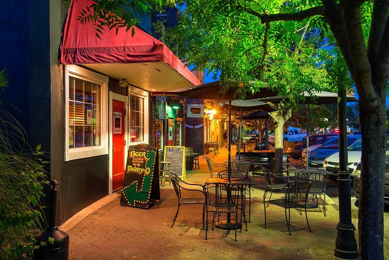 Restaurants and Pubs within walking distance
