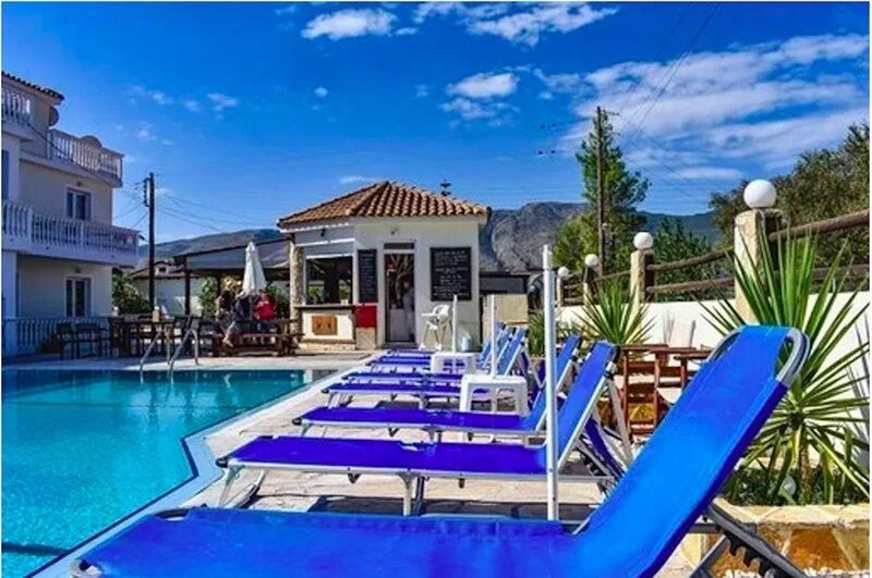 Zantegarden - Studio in Alykanas Beach, holiday rental in Alykes