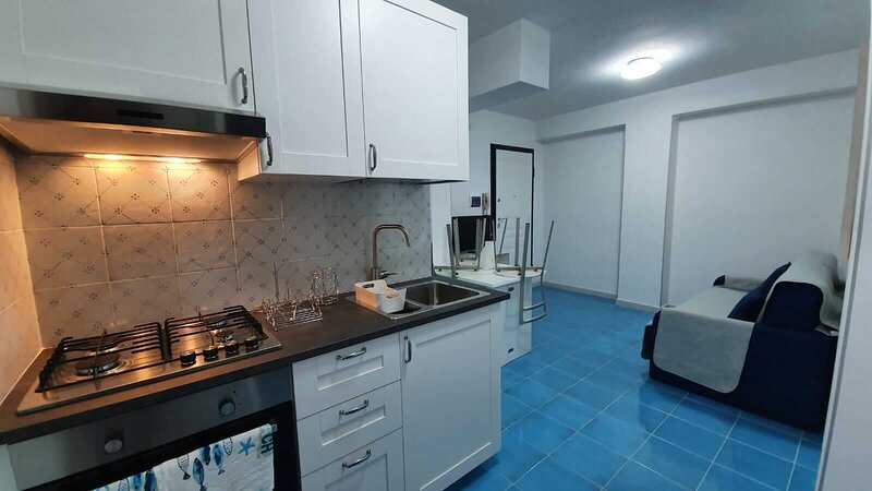 MARE BLU APARTMENT, holiday rental in Frascinelle