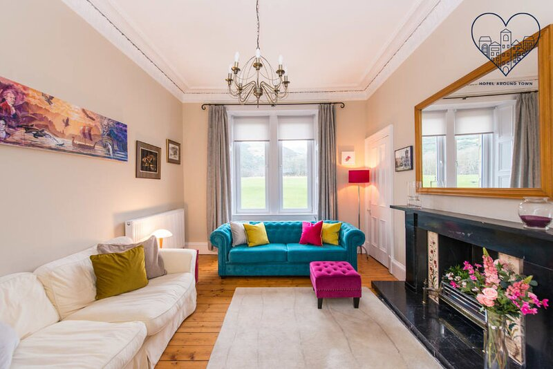 Arthur's Seat View, casa vacanza a Musselburgh