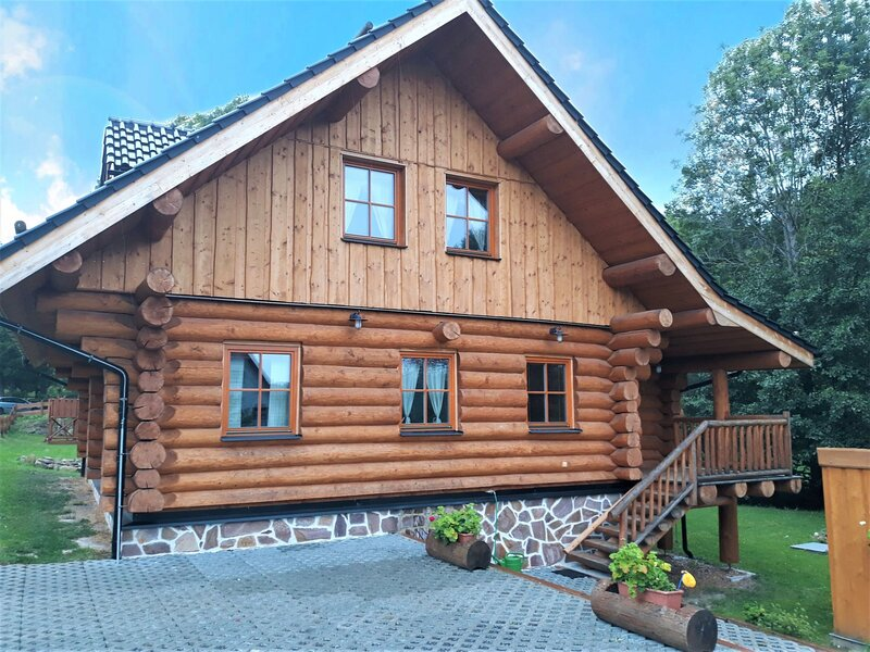 Lazny, holiday rental in Pilsen Region