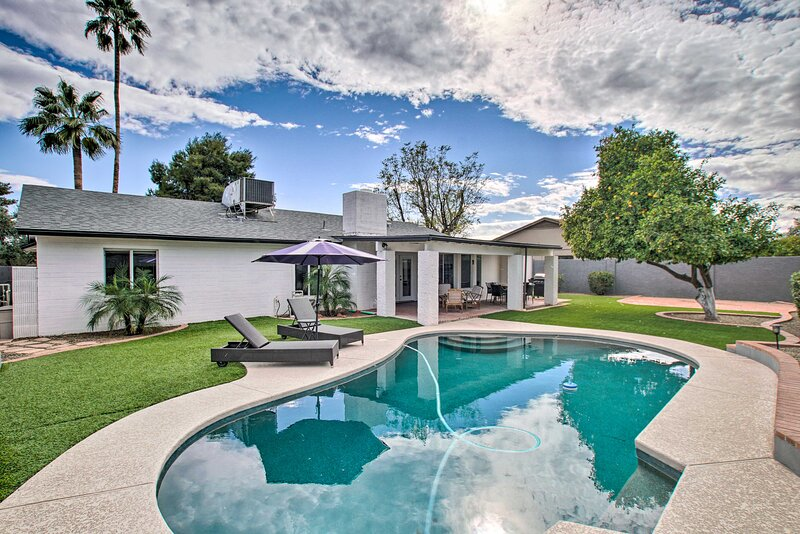 Scottsdale Vacation Rental Home | 3BR | 2BA | 1,800 Sq Ft | No Steps Required