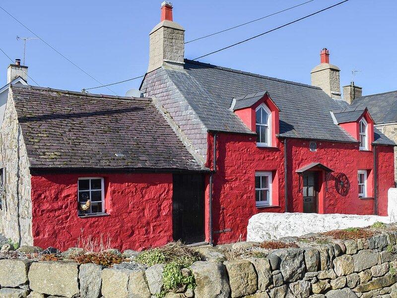 Cae'r Pwll, location de vacances à Morfa Nefyn