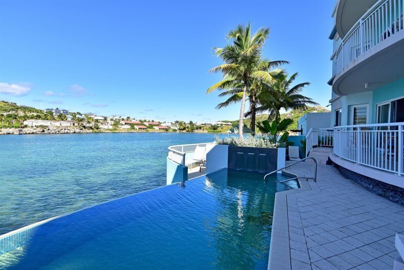 Waterfront Condo w/ Pool, St. Martin, Caribbean, holiday rental in Sint Maarten