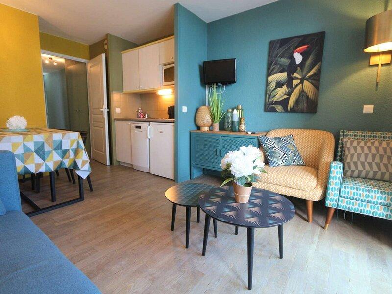 Joli appartement les pieds dans l'eau 2*, casa vacanza a La Foret-Fouesnant