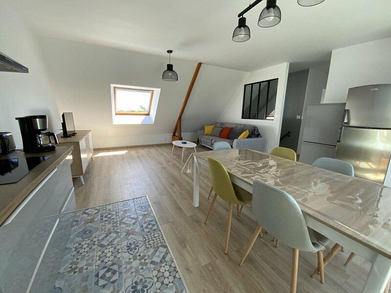 A FREHEL, appartement de 45m² très lumineux, casa vacanza a Frehel