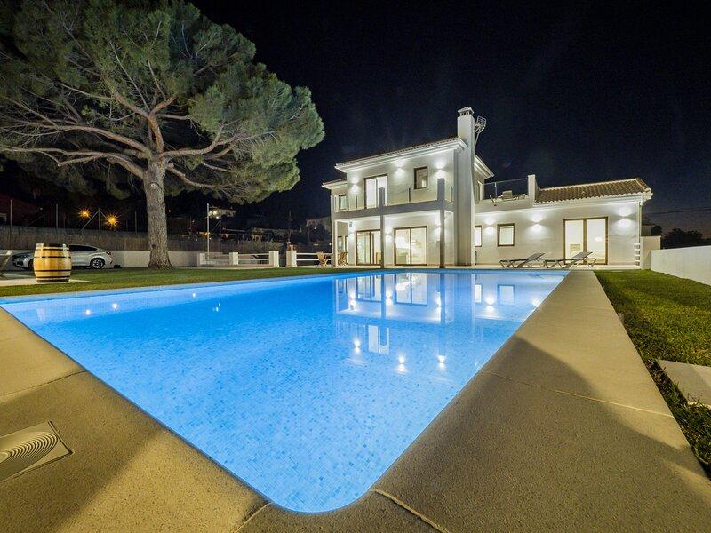 Cubo's Villa Maria Pinos de Alhaurin, location de vacances à Alhaurin de la Torre