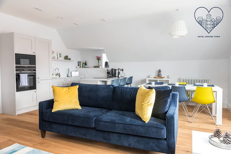 Luxurious living in Gullane, Ferienwohnung in Gullane