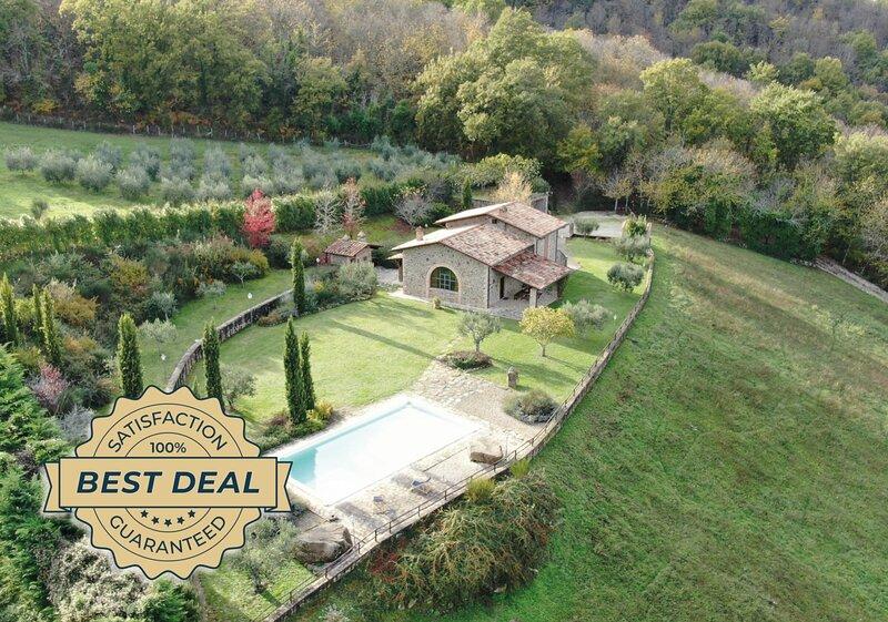 Villa Ginevra, holiday rental in Citta di Castello