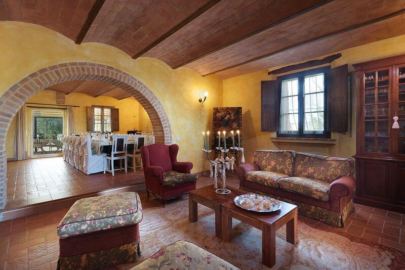 ITA5301 Villa San Nazario by Holiday World****, holiday rental in Bollano