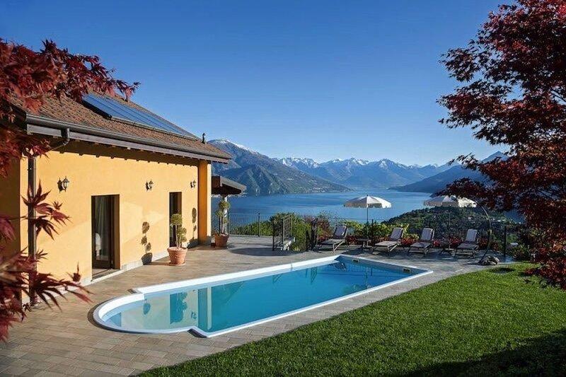 Villa Britta, holiday rental in Limonta