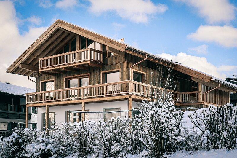 designchalets auf 685 - Gipfelhütte Premium Chalet im Chiemgau, casa vacanza a Reit im Winkl