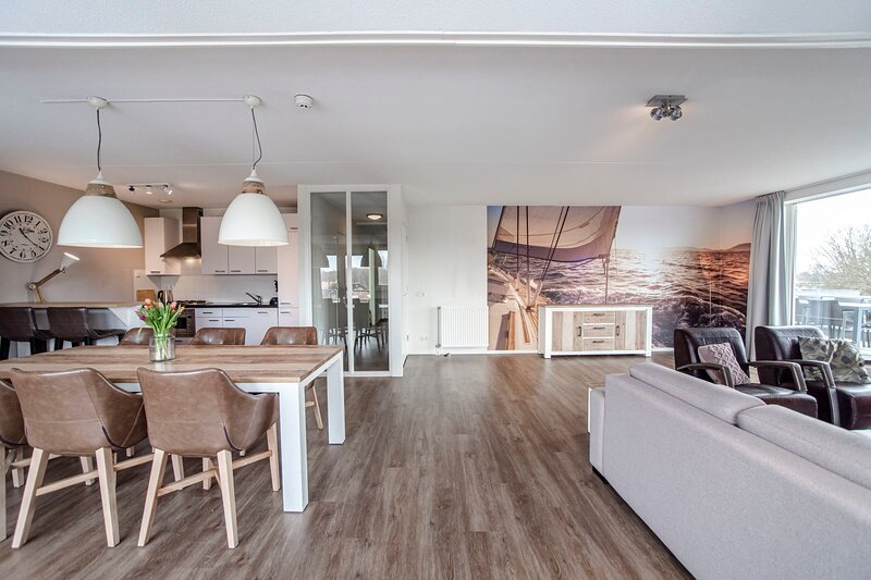 Spacious and luxurious apartment - Kaag Resort, holiday rental in Katwijk