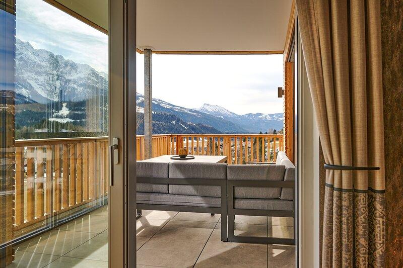 Adler Auszeit Lodge D6, location de vacances à Stainach
