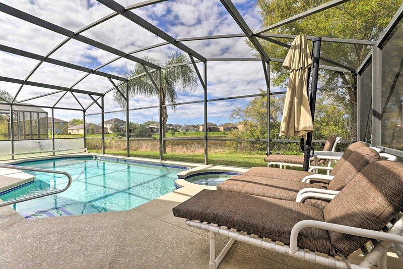Davenport Vacation Rental   1-Story House   4BR   3BA   2,000 Sq Ft