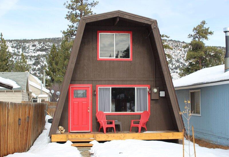 Bills Big Bear Bunkhouse, vacation rental in Big Bear City