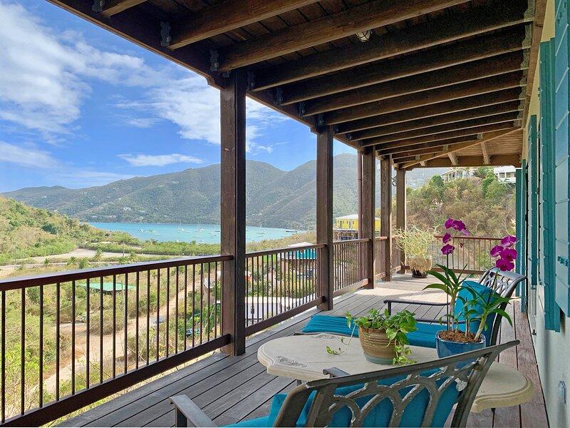Villa Madeline | Cozy Hillside Villa, holiday rental in Belmont