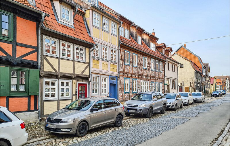 Awesome apartment in Quedlinburg with WiFi (DAN243), holiday rental in Quedlinburg