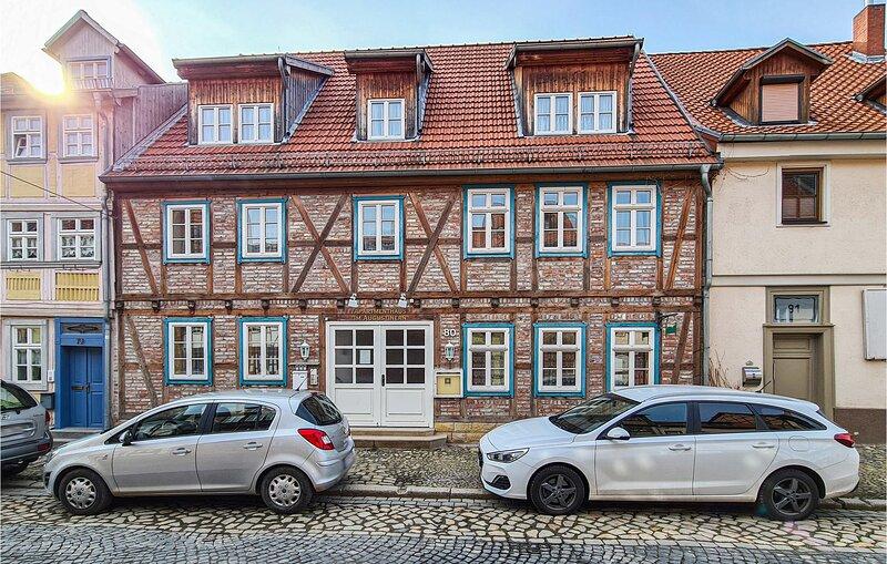 Amazing apartment in Quedlinburg with WiFi (DAN242), location de vacances à Halberstadt