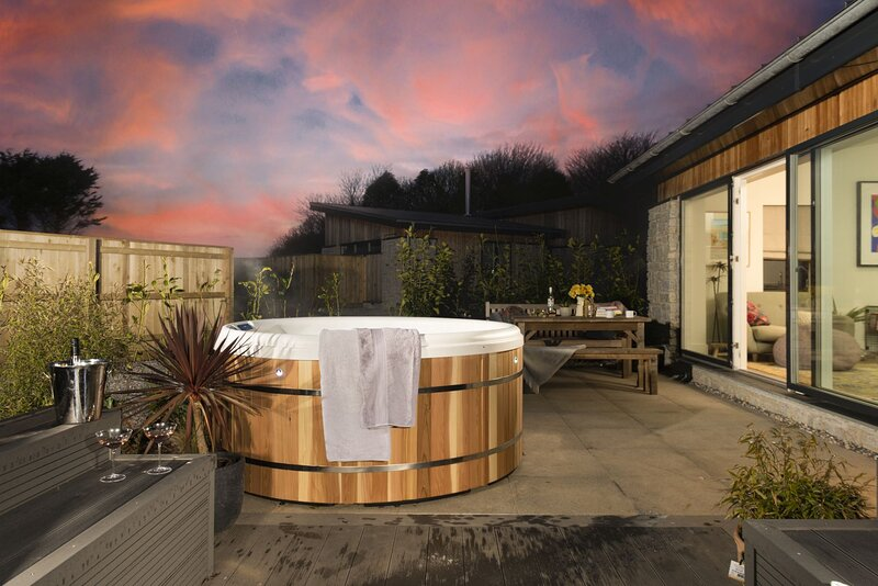 Inner Visions, Dunes at Upton Towans - A stunning newly built eco-home set on th, holiday rental in Gwinear