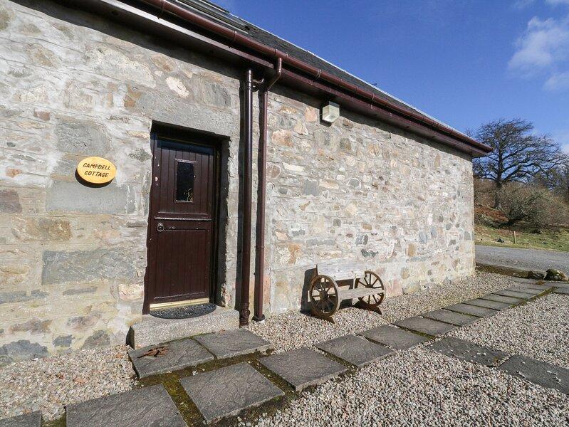 Campbell, Kinloch Rannoch, holiday rental in Kinloch Rannoch