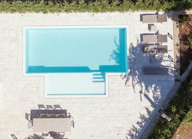 Villetta con piscina a pochi metri dal mare