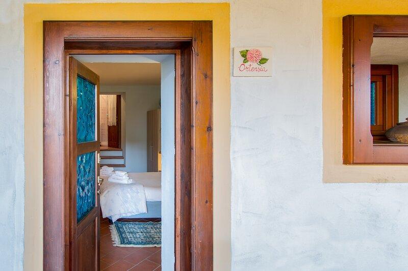 Appartamento Ortensia, holiday rental in Fosseno