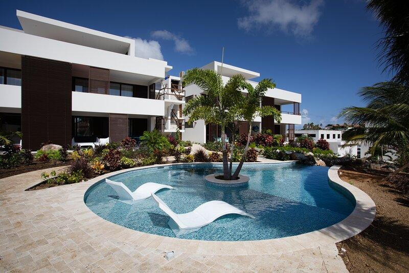 Jan Sofat LUX apartment A24 | resort | pool | 4 guests, location de vacances à East End