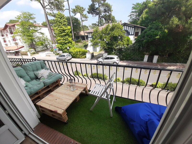 Touring club en plein cœur d'Hossegor -  307, holiday rental in Soorts-Hossegor